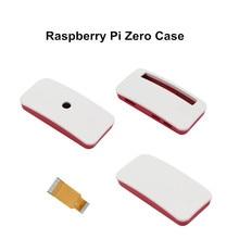 Raspberry Pi Zero Case with Mini Camera Cable for Raspberry Pi Zero/ Raspberry Pi Zero W Protection Case