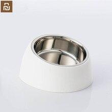Xiaomi Mi Thuis Huisdier Tilt Wastafel Dubbele Liner Tilt Ontwerp Non Slip Grip Gezondheid Materiaal Kat Hond Universal Pet hond Kom