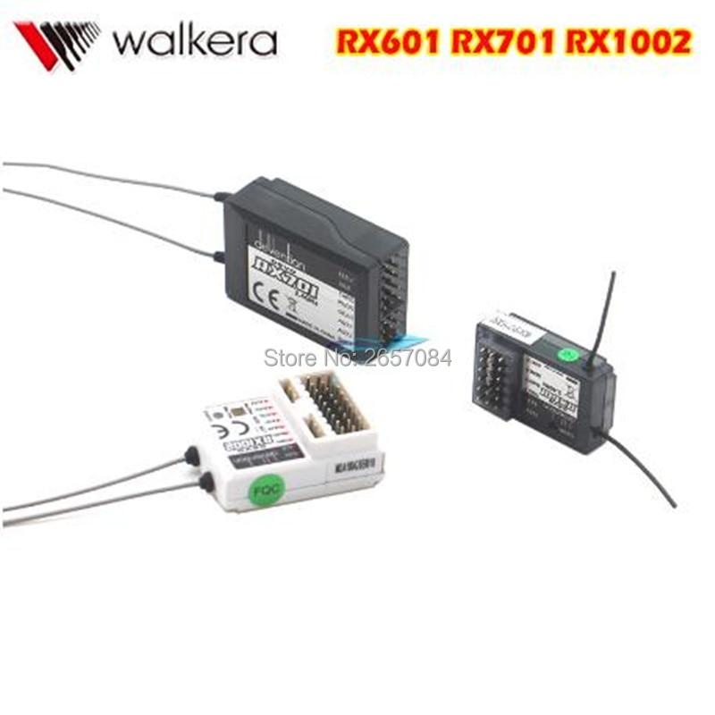 Walkera DEVO 10CH 7CH Receptor De Control Remoto Original RX601 RX701 RX1002 Receptor De Devention Para Modelo RC Walkera Drone