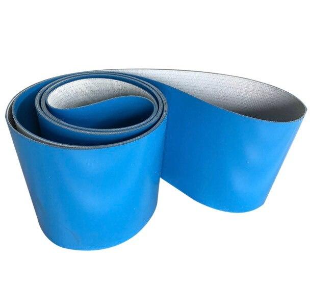 (Может быть изготовлен на заказ) 2000 мм х 100 3 синий пищевой