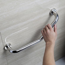 Поручни из нержавеющей стали для ванной комнаты нескользящий
