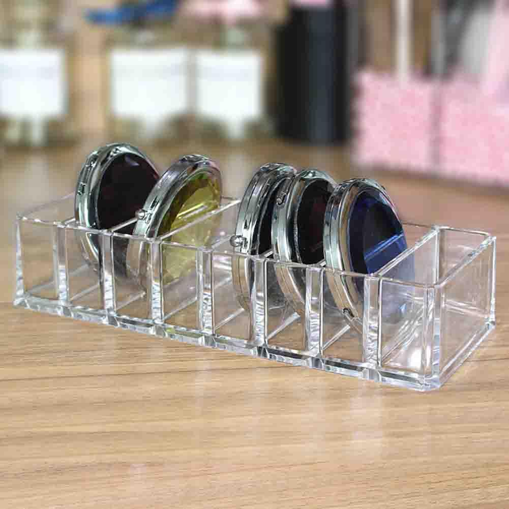 Comestic Display Stand Holder Makeup Clear Acrylic Organizer Lipstick Nail|Watch Winders| |  - title=