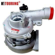 CT16V turbosprężarka Turbo dla Toyota landcruiser Prado 120 diesel hilux surf 17201 30010 1720130010 17201 30011 1720130011