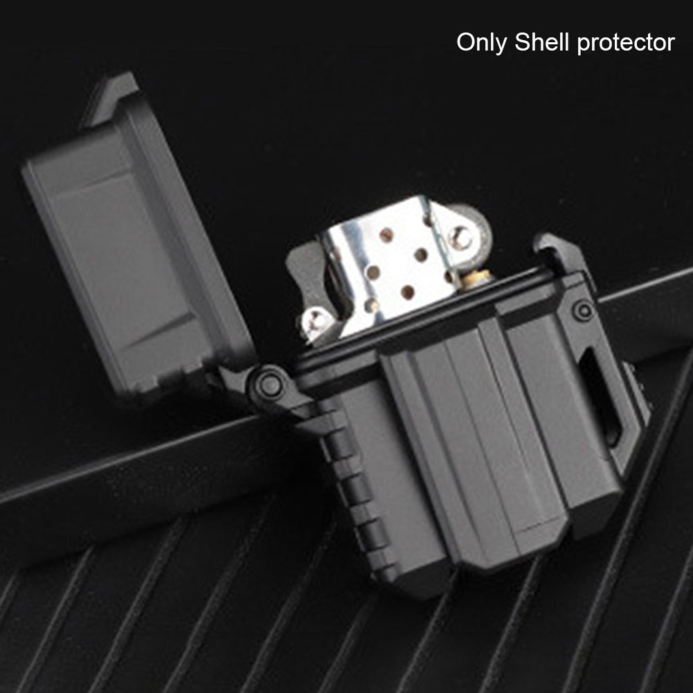 Tactical Protective Case Shell Guard Cover For Molle system For Kerosene Lighter