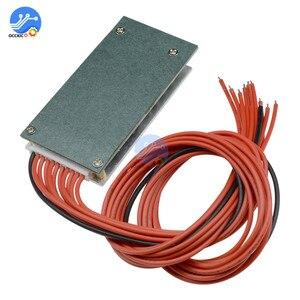 Image 5 - Placa de proteção de energia da bateria de lítio li ion 10s 36v 15a bms pcb pcm para ebike bicicleta elétrica evitar sobrecarregar
