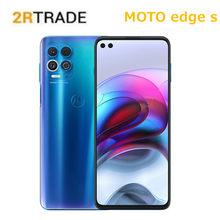 Motorola Rand S Snapdragon 870 5G Smartphone 6.7 Lnch Ips 64MP Camera Wifi 6 5000 Mah Batterij Nfc