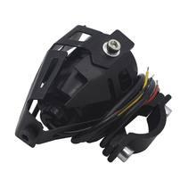 Светодиодные фары мотоцикла u7 лазерный пушечный трансформатор