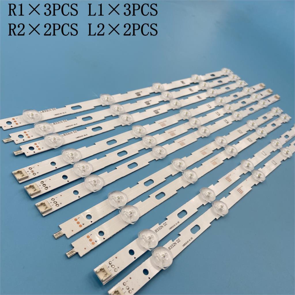 LED Strip For LG 42 Inch LCD TV 42LN5200 6916L-1402A 6916L-1403A 6916L-1404A 6916L-1405A 42LN549C 42LN541C 42LN5300 42LN5204