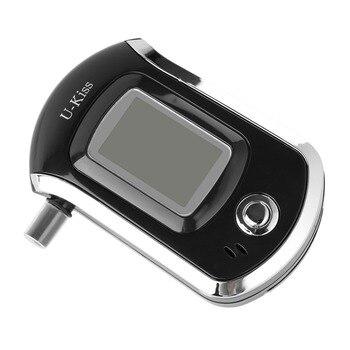Profesyonel Alkol Test Cihazı Lcd Ekran Dijital Alkol Dedektörü Yüksek Hassasiyet Breathalyzer