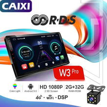 2 din RDS Radio 9″/10″ Android 2GB RAM GPS WIFI Bluetooth Car Multimedia Player