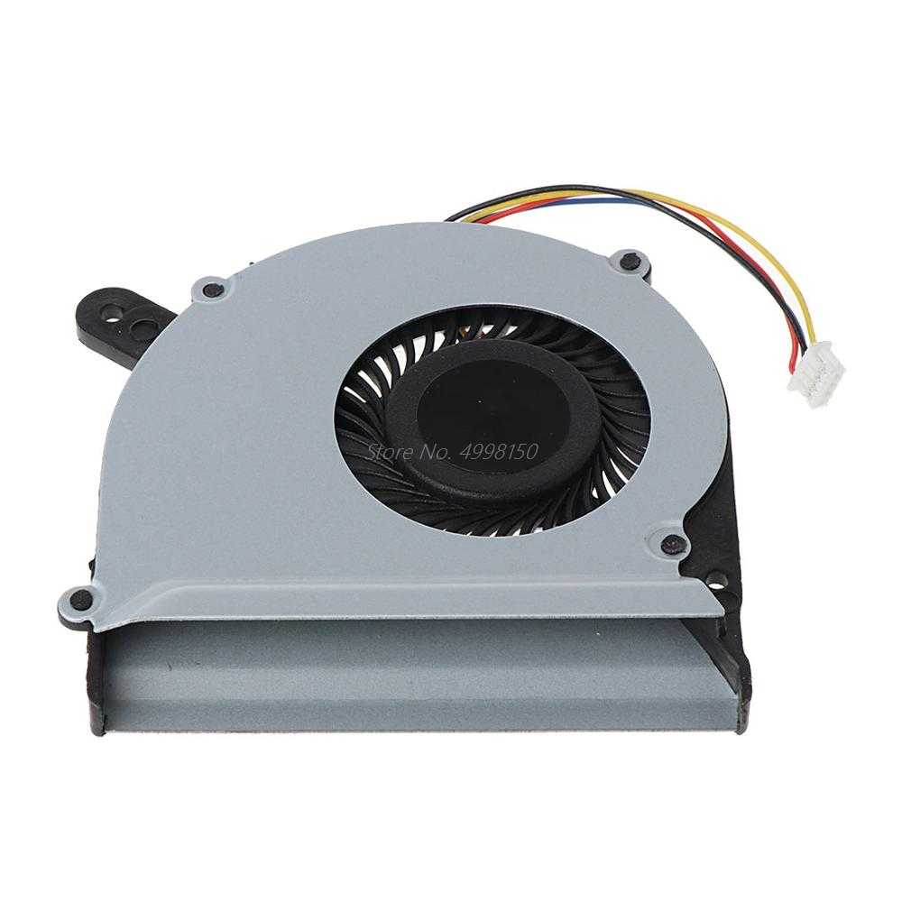 Notebook CPU Cooling Fan DC Cooler Radiator untuk ASUS S400 S500 S500C S500CA X502