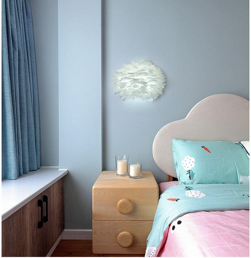 moderno sala estar lâmpada de parede criativo