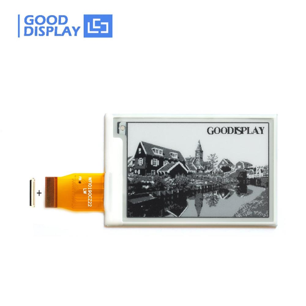 China E-paper 2.7 Inch 4 Grayscale E-ink Display GDEW027W3