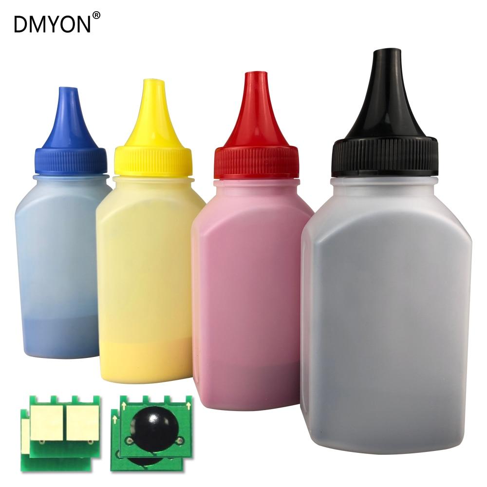 DMYON [トナー + チップ] CF210A CF210 210A-CF213A 131A 互換 Hp Laserjet Pro の 200 色 M251n m251nw M276n M276nw プリンタ