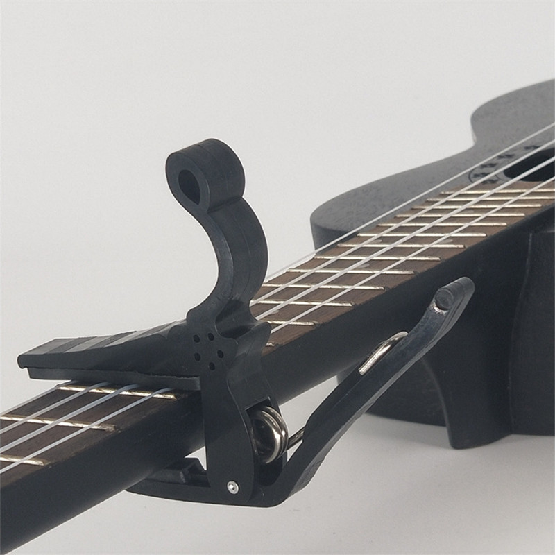 Guitar Accessories Durable Ukulele Tune Quick Change Capo Key Clamp High Quality