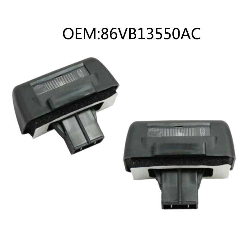 2 個ナンバープレートタグライト車のリアライセンスプレートライトフォードトランジット MK5 MK6 MK7 86VB-13550-AC