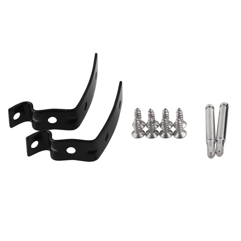 New Glove Box Repair Kit ForAudi Lid Hinge A4 S4 RS4 B6 B7 Bracket 8E2857131