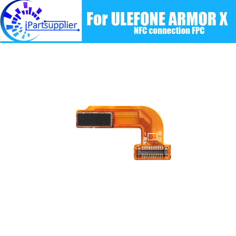 Ulefone ARMOR X NFC connection <font><b>FPC</b></font> Cable 100% Original NFC connection <font><b>FPC</b></font> <font><b>Connector</b></font> Flex Cable <font><b>Repair</b></font> Accessories For ARMOR X image