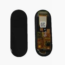 Экран OLED 1,1 дюйма для смарт-браслета Xiaomi Mi Band 5, ремонт жк-экрана + сенсорный экран, без NFC