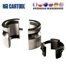 MR CARTOOL-joints d'étanchéité pour fourche de moto, pour moto, pour moto, outil d'installation, fonctionne sur une fourche inversée conventionnelle, 39-50mm