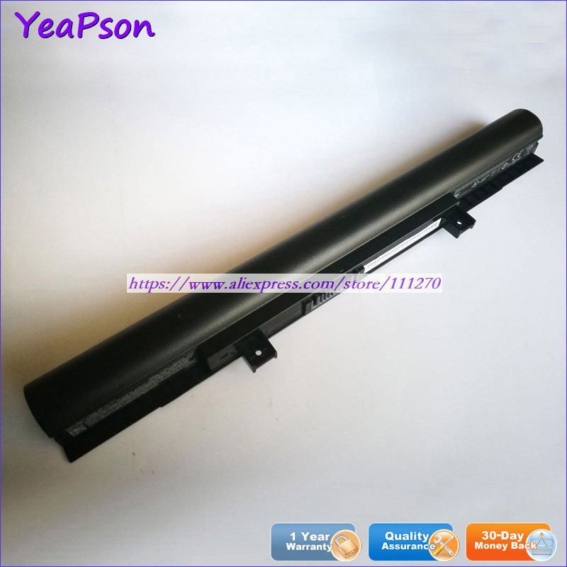 Yeapson 14.52V 2600mAh Genuine A41-D15 A42-D15 A31-D15 A32-D15 Laptop Battery For Medion Akoya E6412 E6412T E6416 E6418 E6421(China)