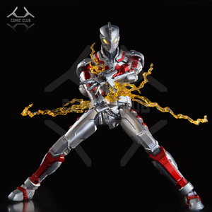 Image 4 - COMIC CLUB IN LAGER 1/6 Ultraman ACE Ultraman erste ver. Durch E modell metall bauen aktion roboter Spielzeug Figur