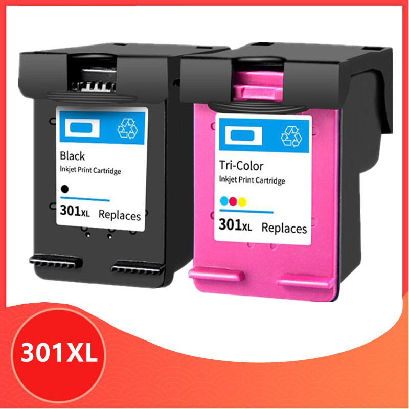 Replacement for hp301 301xl ink cartridges for <font><b>hp</b></font> <font><b>301</b></font> xl Deskjet 1000 1050 1510 2000 2050 2050S 2510 2540 3050a 3054 printer image