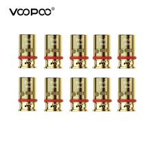Oryginalny VOOPOO PnP RBA cewki 0 6ohm odporność DIY MTL pół-dl cewki Prebuilt drutu dla VOOPOO VINCI X AIR Mod Pod e-papieros tanie tanio PnP-RBA (Half-DL MTL) Vinci Vinci R Vinci X DS NC ≥0 3ohm
