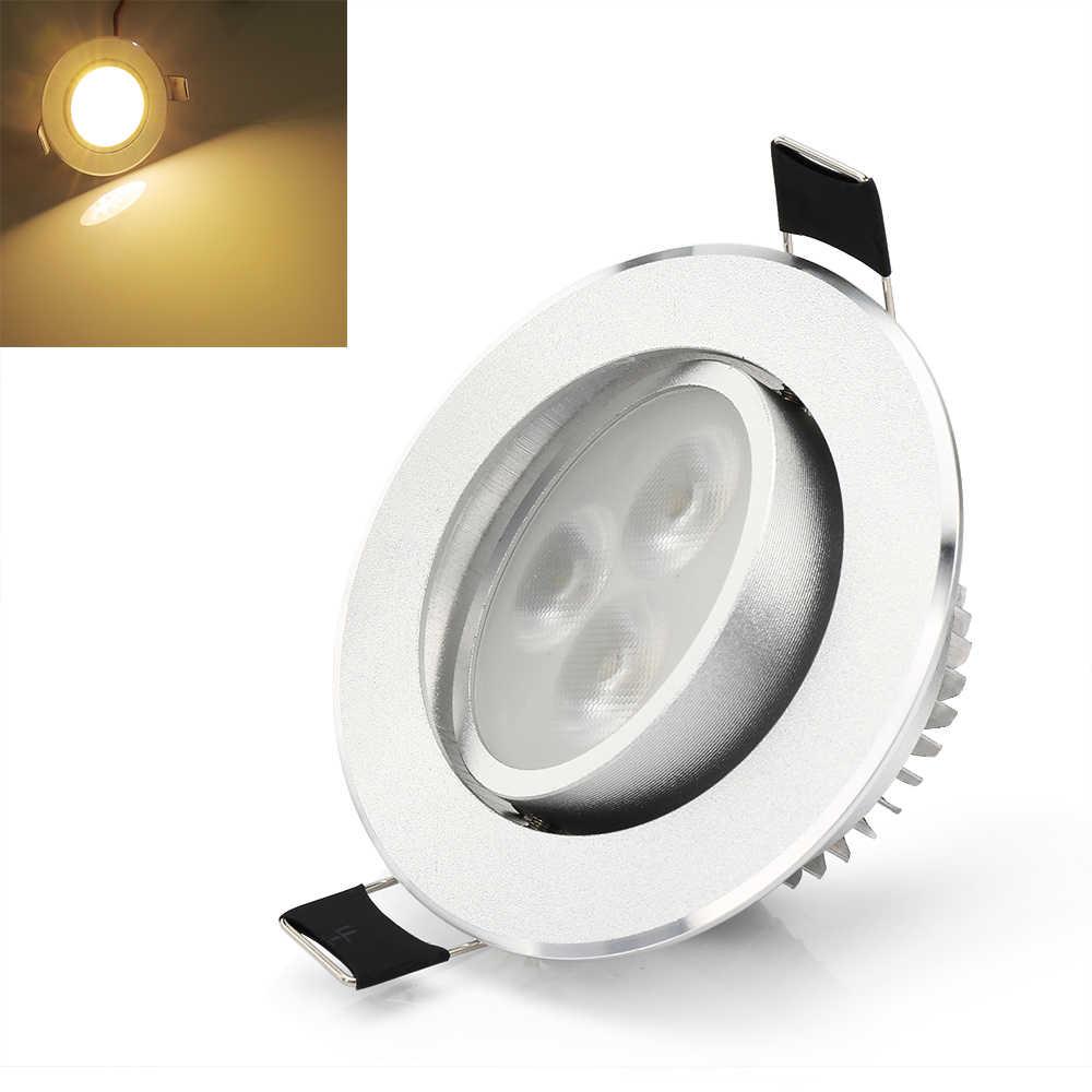 LED ضوء السقف ضوء تحتي مريح RGB/أحمر/أزرق/أخضر/أبيض/دافئ مصباح السقف lamvillage قلادة LED أضواء ديكور AC85-265V
