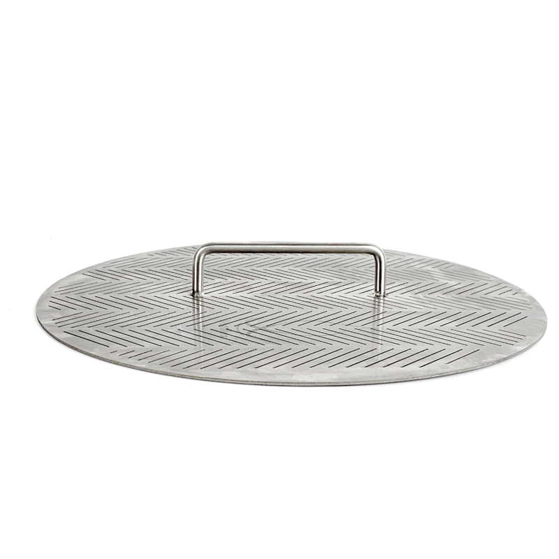 False Bottom OD346mm , Filter, Home Brewery, Stainless Steel 304 , 2mm Thickness , Gap Size 0.7mm