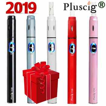 iqo Electronic Cigarette Pluscig V10 charged Vape Pen Kits 900mAh up to 15 continuous smokable Upgraded material[gift oil paper] - DISCOUNT ITEM  31% OFF All Category