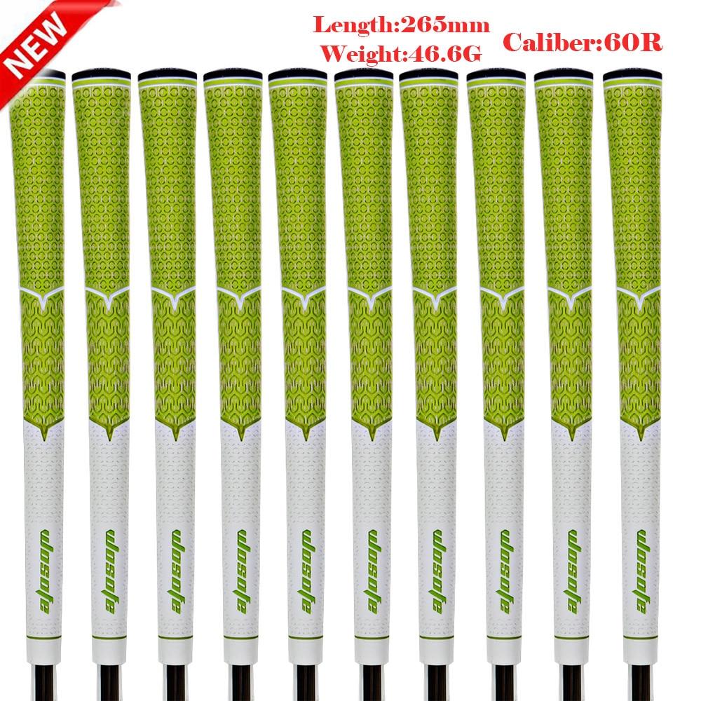 Купить с кэшбэком golf iron grips cord  rubber  standard  Non-slip and wear-resistant 10pcs each package