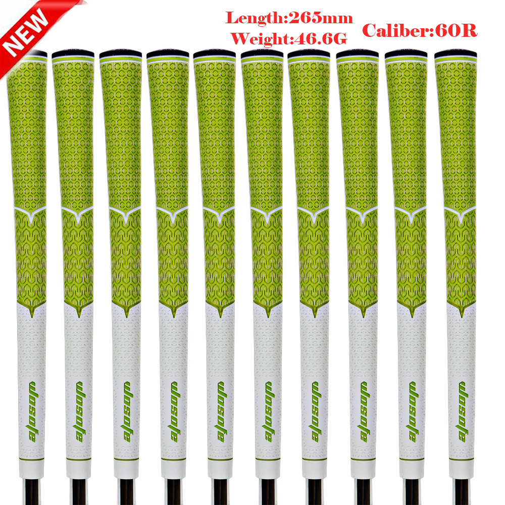 golf grips new iron rubber cord standard  Non-slip and wear-resistant 10pcs each package