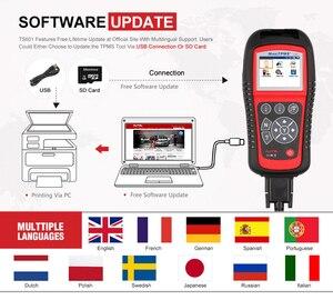 Image 5 - AUTEL MaxiTPMS TS601 TPMS Car Diagnostic tool OBD2 Scanner Automotive Activator Tire repair tools Sensor programming Code Reader