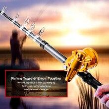 Fishing rod telescopic carbon fishing tool 2019 new Far throw pole rod throwing fishing rod in Fishing Rods china все цены