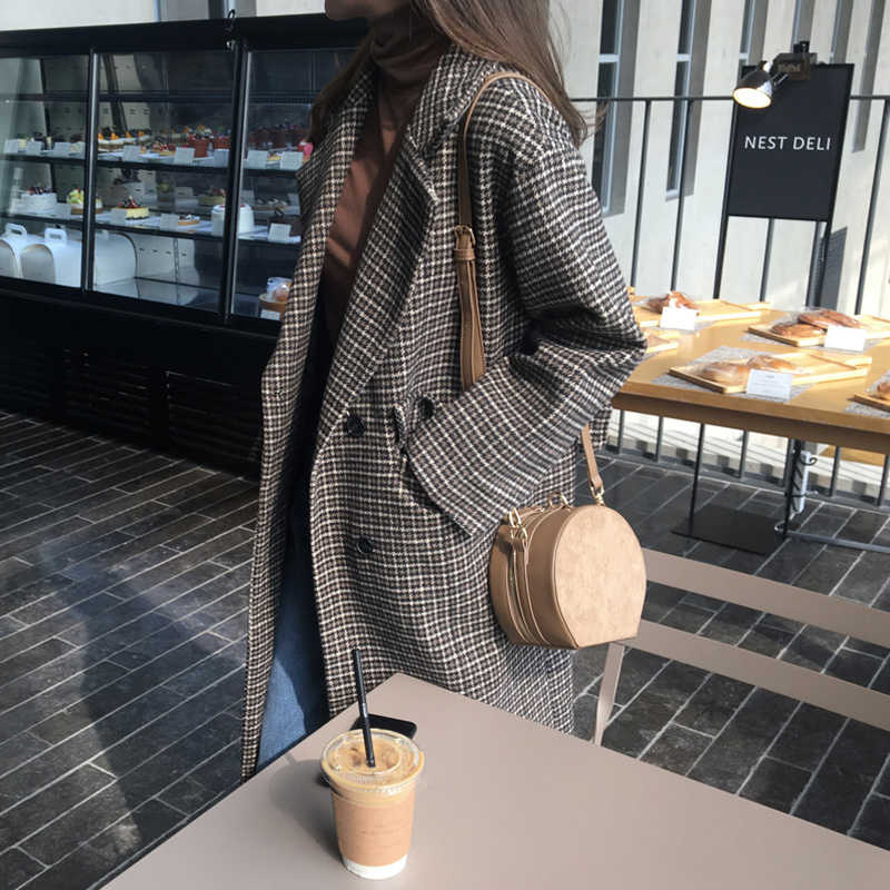 Cheap wholesale 2019 new Autumn Winter Hot selling women's fashion casual Overcoat BC58