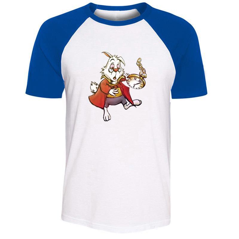 cartoon-cute-alice-in-wonderland-cheshire-cat-and-white-rabbit-font-b-pokemon-b-font-eevee-gray-white-design-mens-printing-t-shirt-graphic-tee