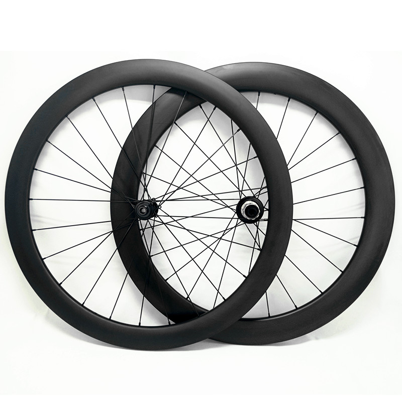 700c carbon road wheels 60x25mm tubeless 100x12 142x12 powerway CX32 cyclocross wheelset clincher Disc Brake bicycl wheels