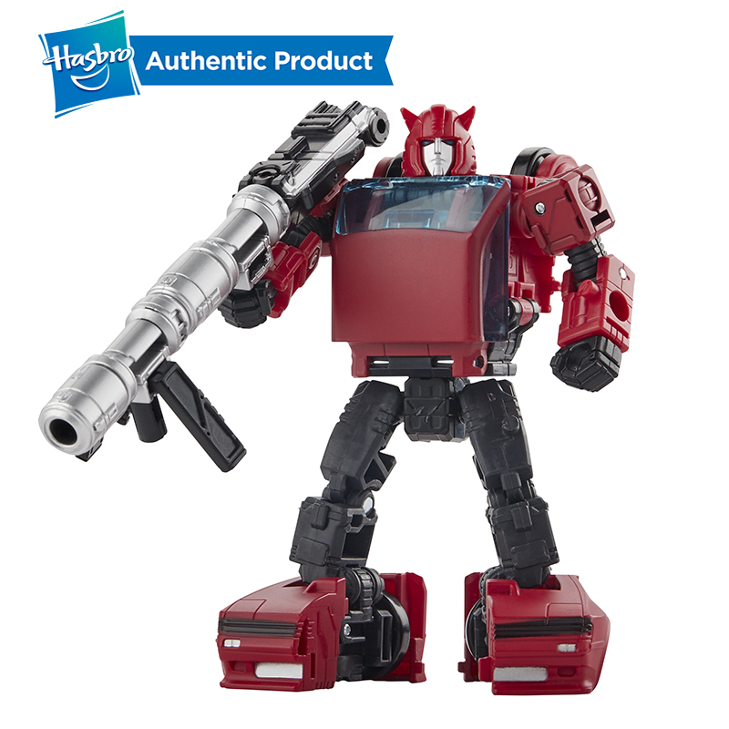 Hasbro Transformers Toys Generations War For Cybertron: Earthrise Deluxe WFC-E6 Cliffjumper 5.5 Inch Action Figure For Kids