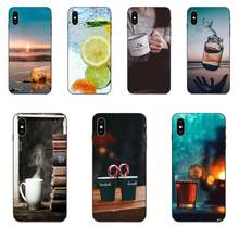 Types de tasses vie Simple motif en TPU rose pour Huawei Mate 9 10 20 P8 P9 P10 P20 P30 Lite Mini Play Pro P smart Plus Z 2017 2019(China)