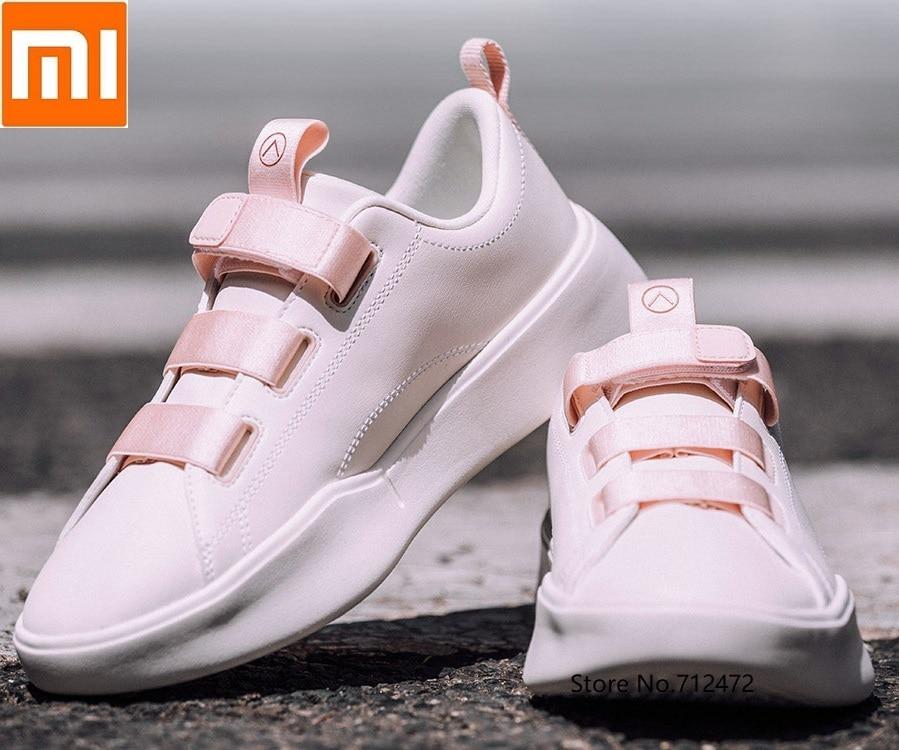Xiaomi mode fond épais femme baskets chaussures de sport de loisirs légères et douces