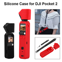 Cover Camera-Accessory Gimbal Dji Pocket Case-Protective-Cover Lens-Cap 2-Do-It-All-Handle