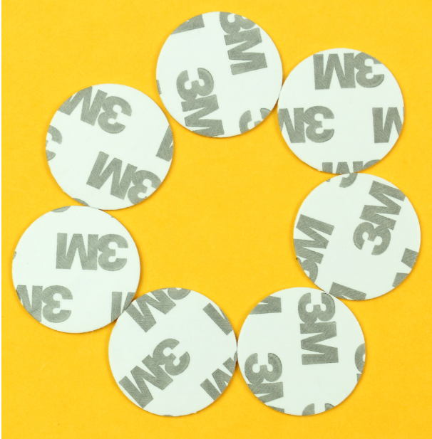 13.56Mhz UID RFID Adhesive Sticker Round Coin Card Changeable Rewritable Copy Clone Proximity Card