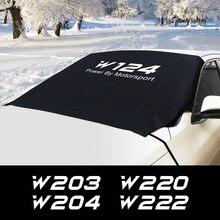 車のフロントガラスの雪のブロックサンシェードメルセデス · W108 W124 W126 W168 W169 W176 W177 W203 W204 W205 W210 W212 w213 W220 W221