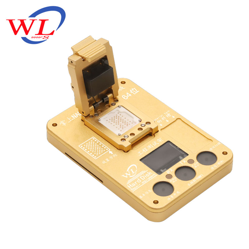 2018 WL Factory Store PCIE NAND Programmer Read Write For iPhone 5S 6 6Plus Mainboard HDD Serial Number SN Phone Repair Tool Sets     - title=
