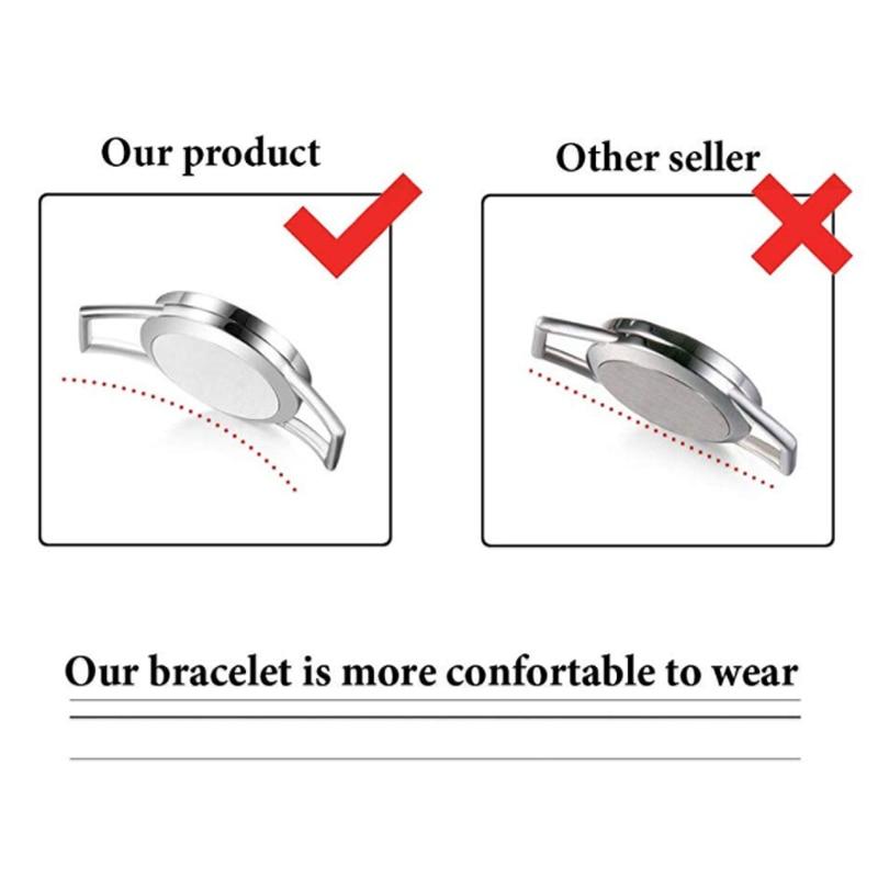 25mm leather stainless steel bracelet esstenial oil bangle-3