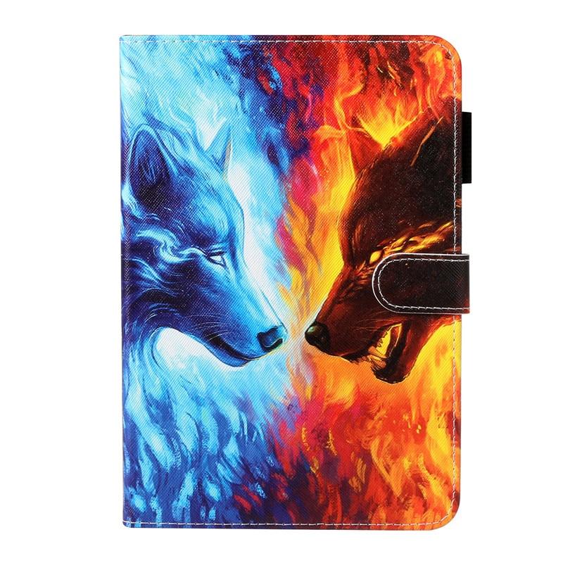 Классный чехол для планшета с изображением волка кота шибы ину для IPad 10,2 чехол для IPad Air 3 и IPad Pro 10,5 2017 чехол для ipad 10 2 Чехол 7th Ge