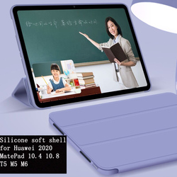 Чехол для планшета Huawei MediaPad T5 M5 10,1 M6 8,4 10,4 10,8 дюймов, чехол из силикагеля для 2020 MatePad 10,4 10,8 Honor V6 10,4