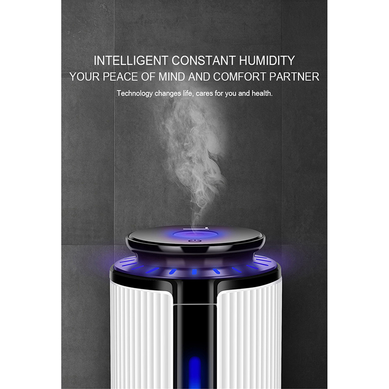 Humidificador New 900ML Air Humidifier Ultrasonic USB Diffuser Aroma Essential Oil 7 Color LED Night light Cool Mist Purifier