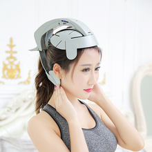 Adjustable Size Head Massager Head Scalp Stress Release Relax Massage Body Massager Acupuncture Points Brain Massage Health Care usb electric head scalp massager brain relaxation relax spa massager stress relieve prevent hair loss health care massage tools